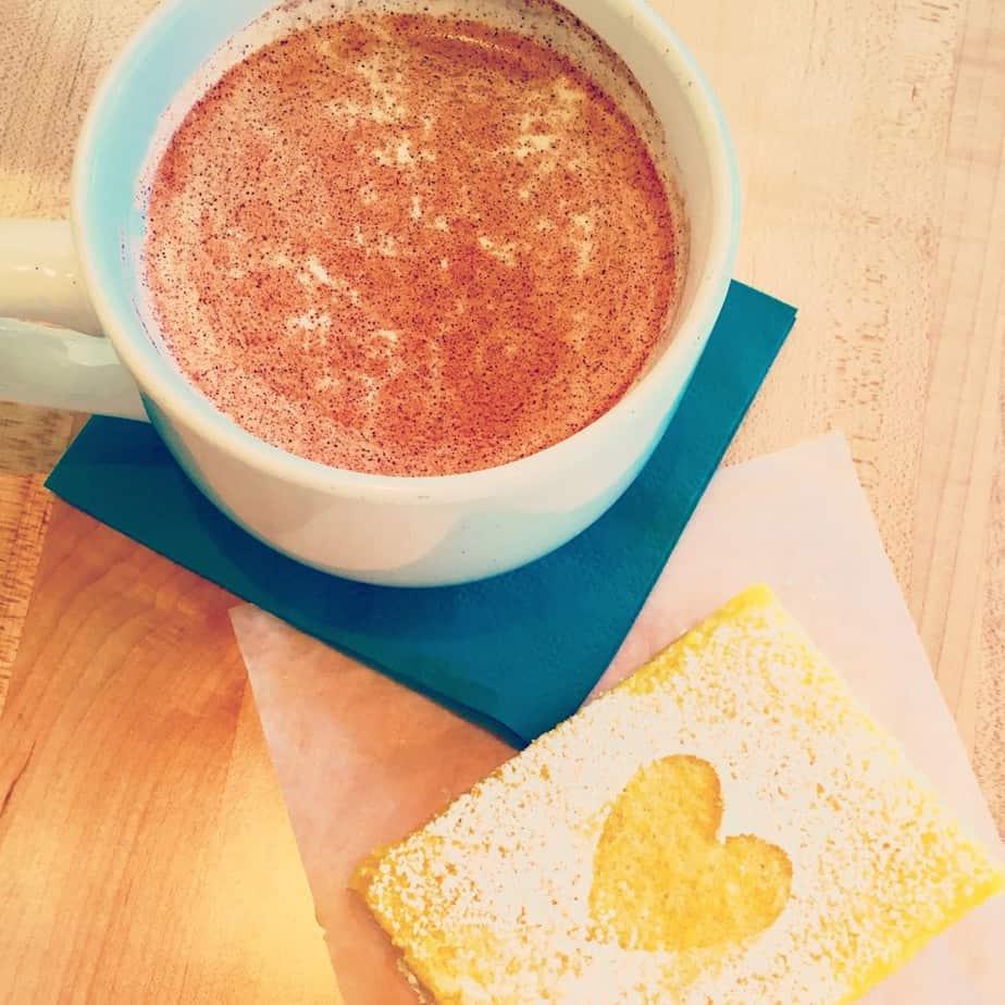 chai latte sunflour baking company