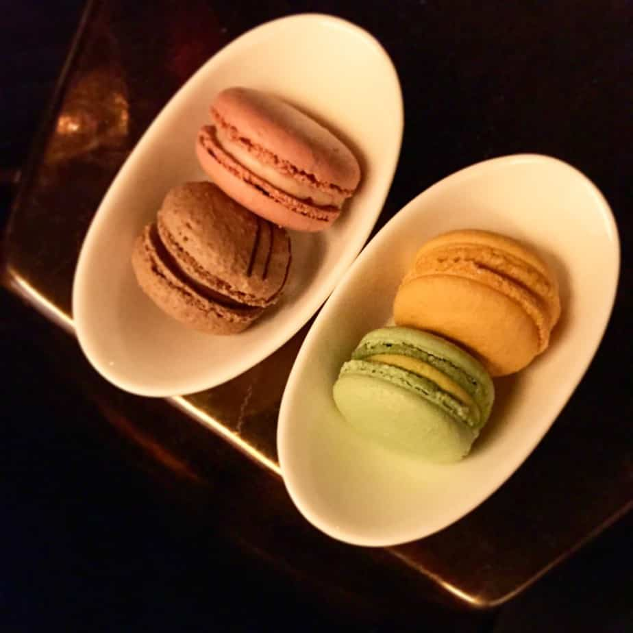 macarons the punch room