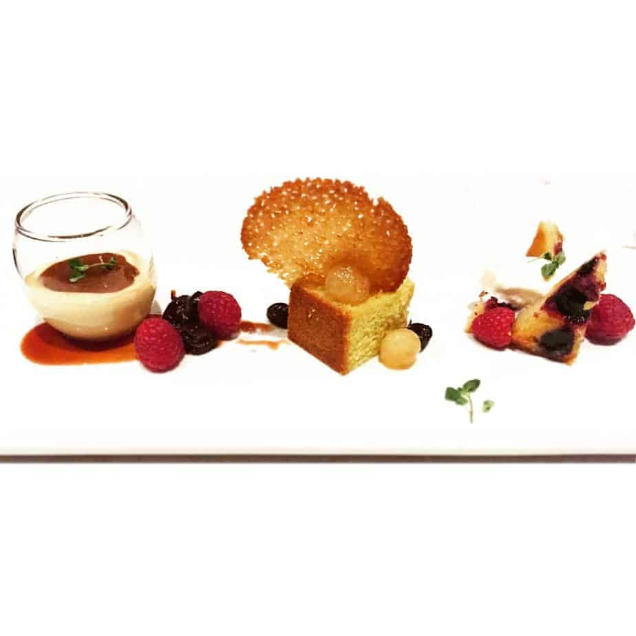 dessert evoke