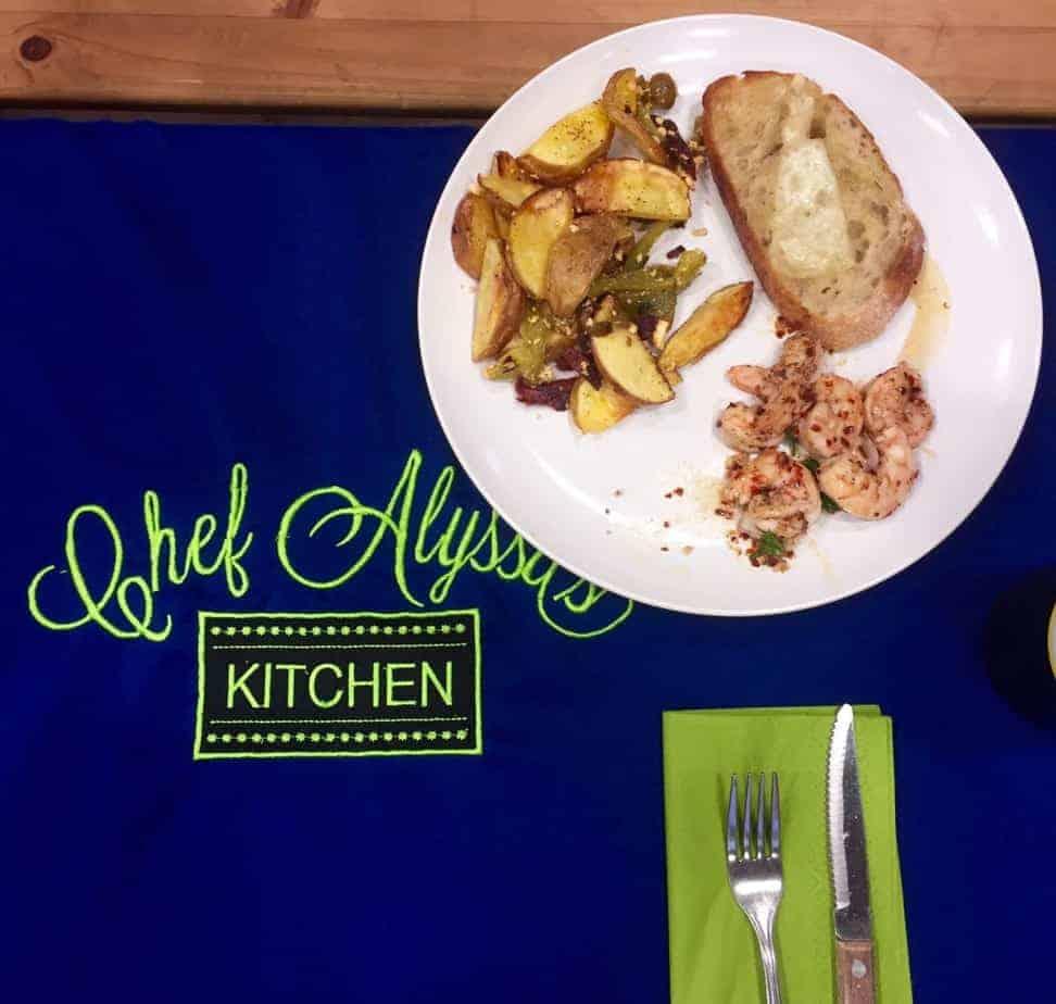 chef alyssa's kitchen charlotte's best bites