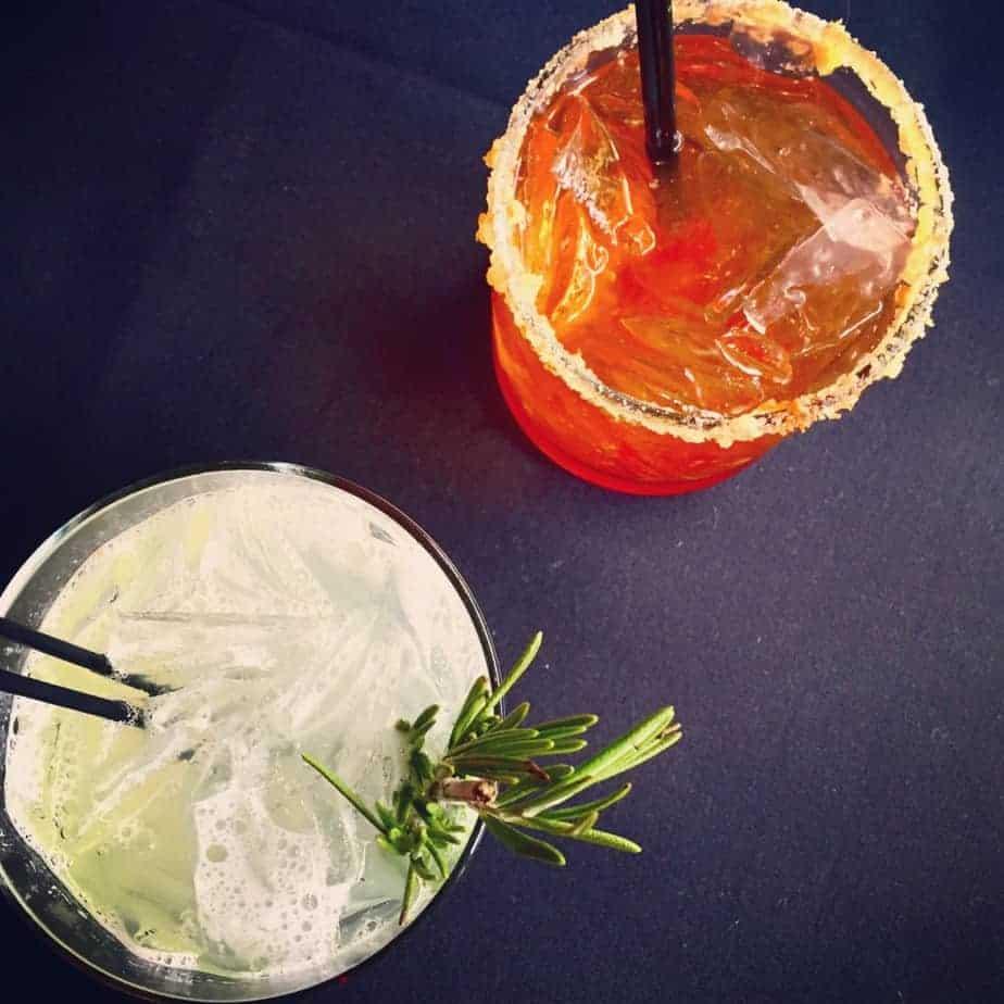 charlotte's best bites cocktails at 5church