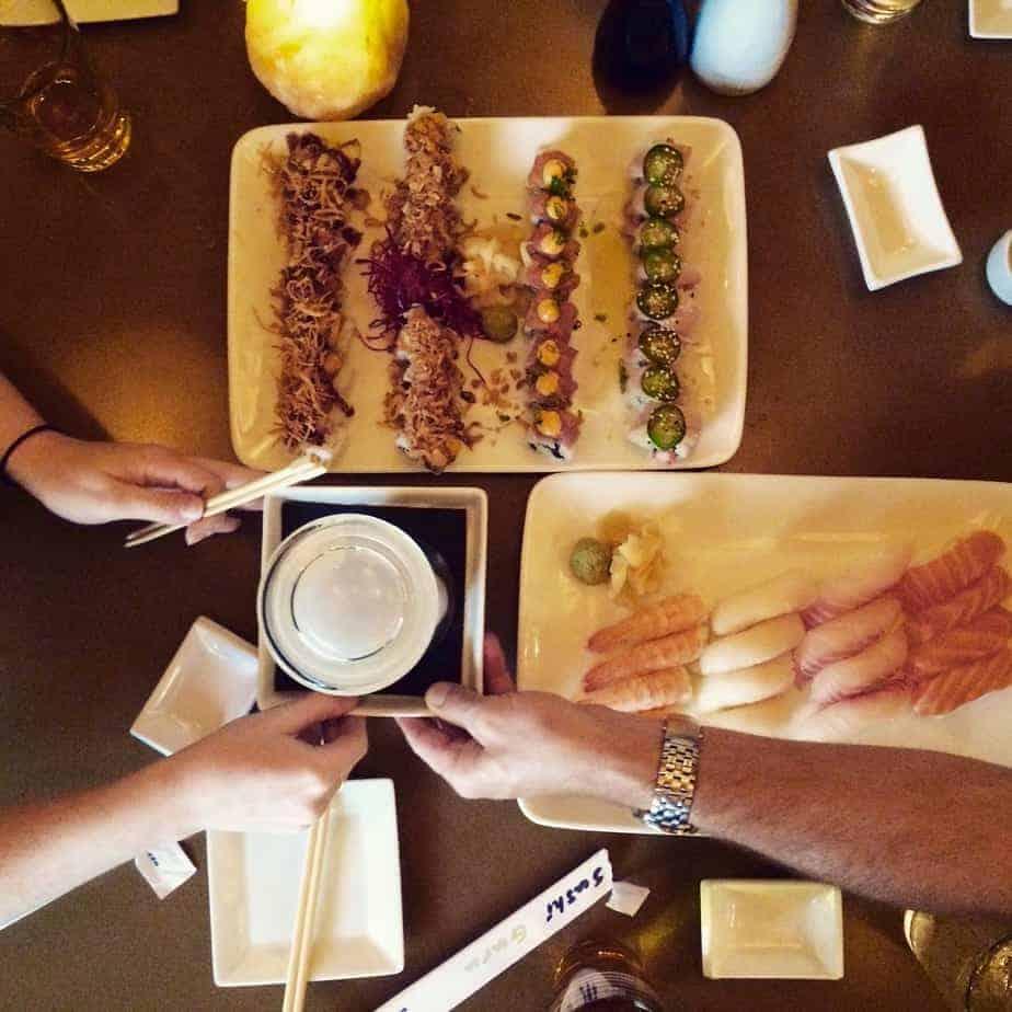 charlotte's best bites sushi guru