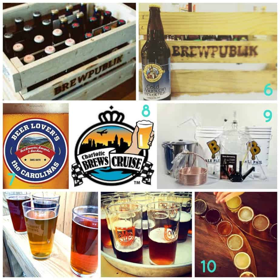 charlotte gift guide beer lover