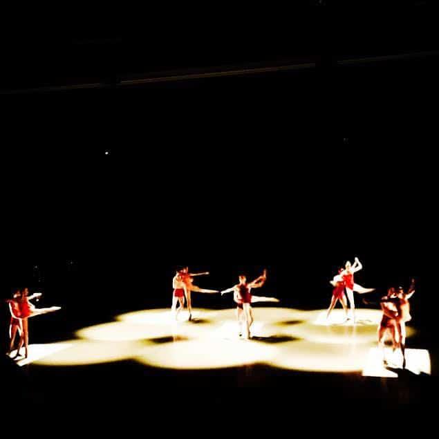 charlotte ballet innovative works