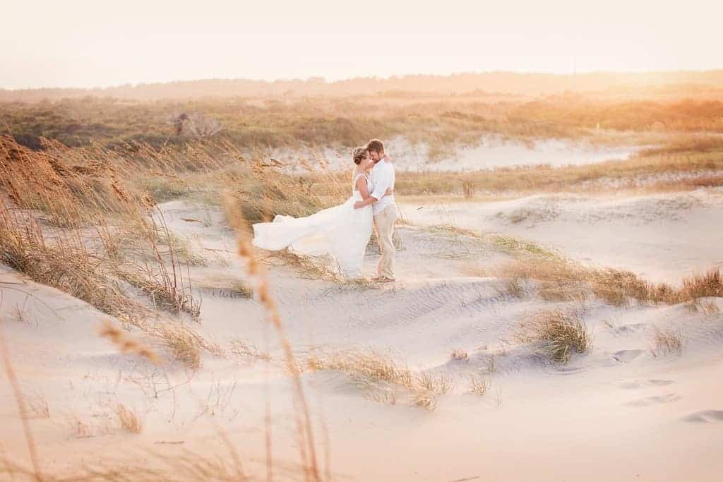 outer banks wedding