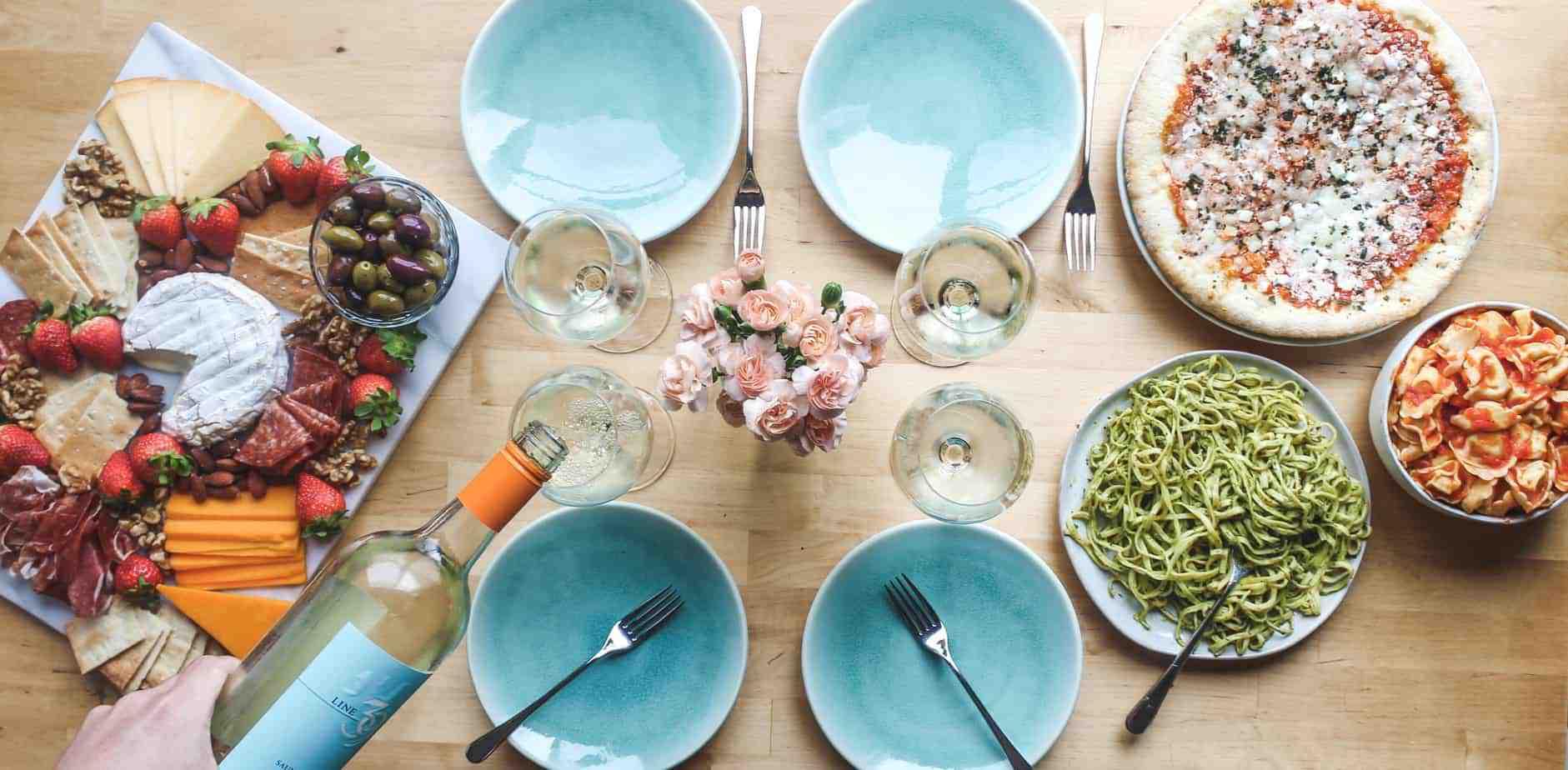 easy dinner party