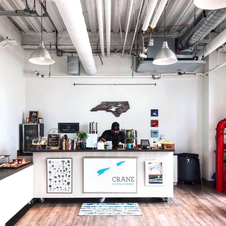 crane coffee company