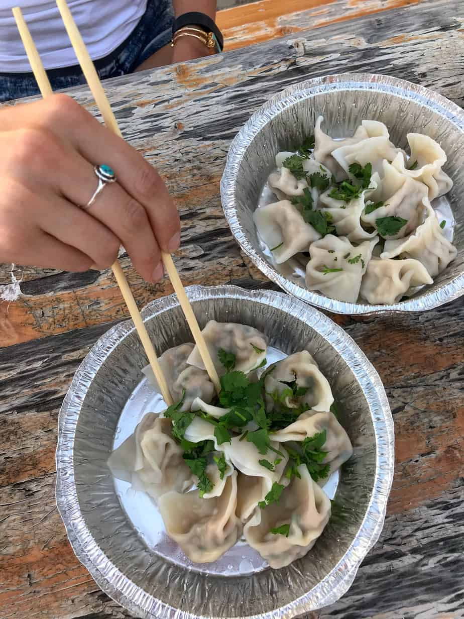 charlotte's best bites the dumpling lady