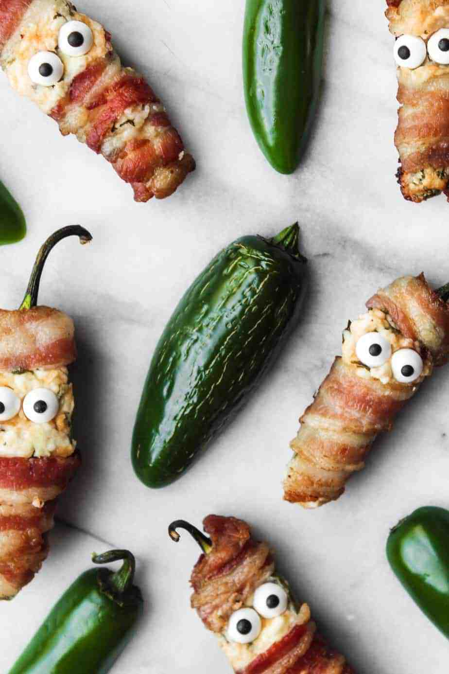 Bacon Wrapped Jalapeno Popper Mummies Off The Eaten Path