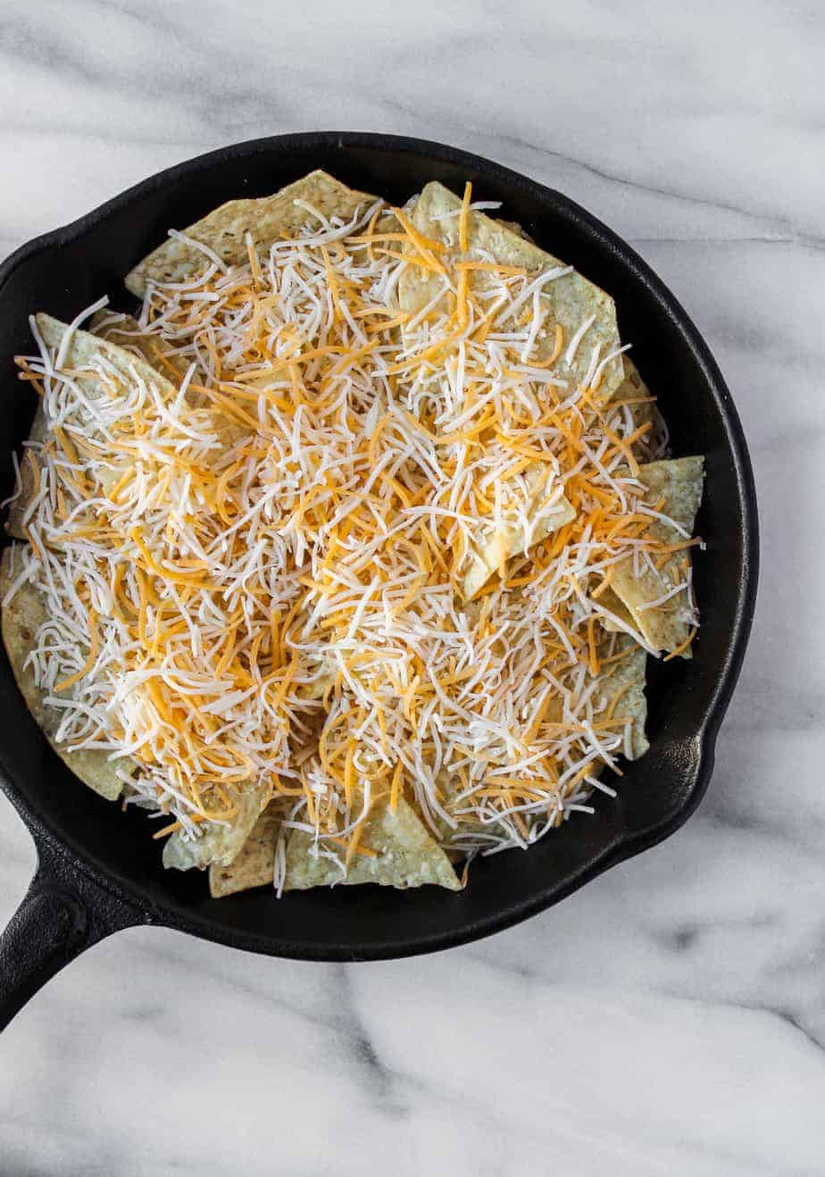loaded grilled nachos how to