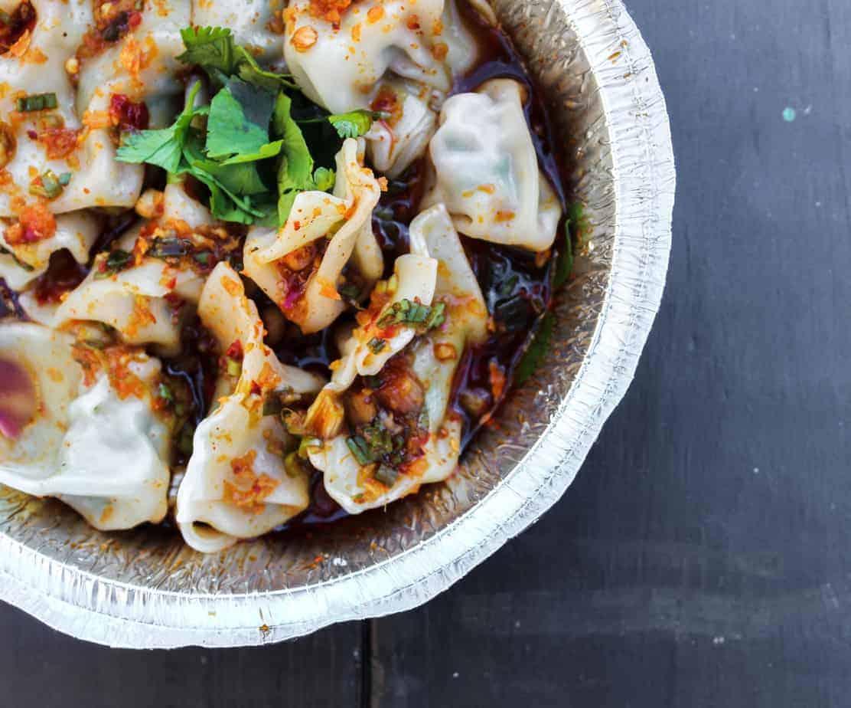 the dumpling lady dumplings