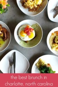 From Bloody Marys to Eggs Benedict; bottomless mimosas to all-you-can-eat-buffets, here are my top picks for the best brunch places in Charlotte, North Carolina.