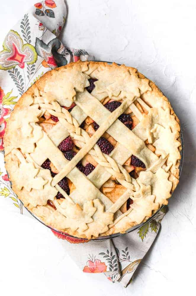 thanksgiving recipe round up pie
