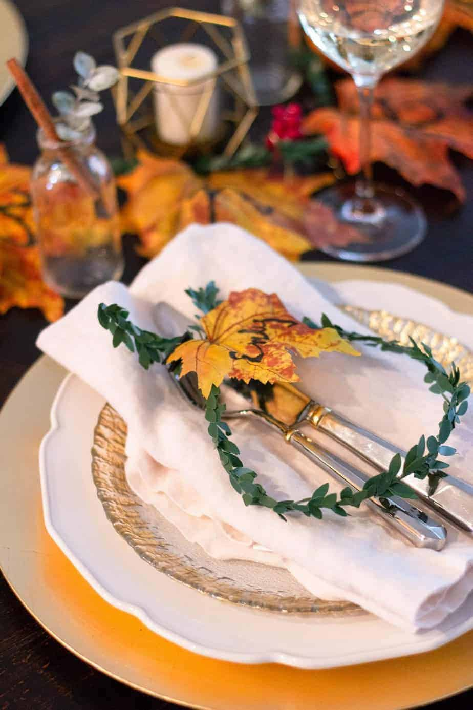 thanksgiving recipe round up tablescape 2
