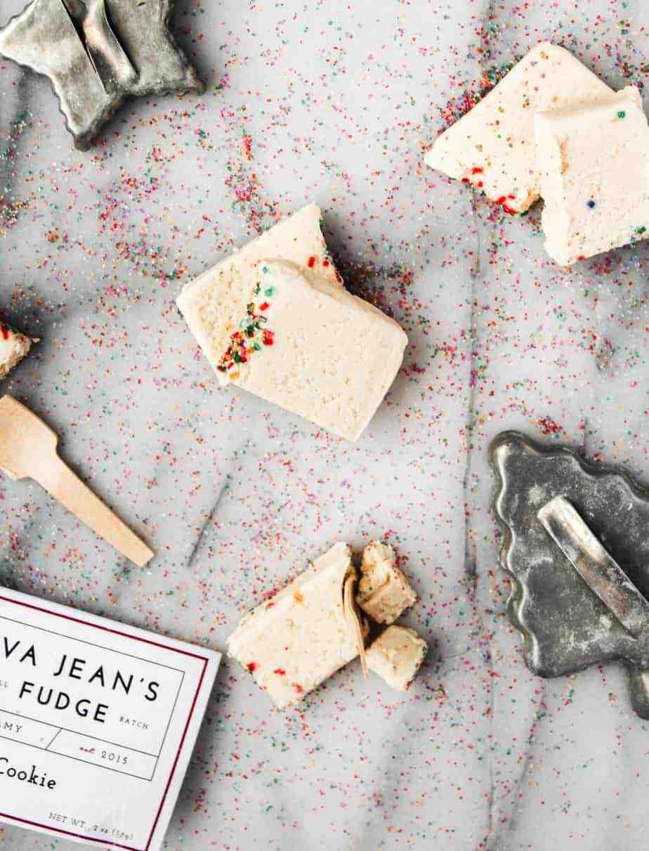 Charlotte Gift Guide Iva Jean's Fudge
