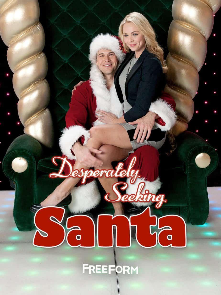 christmas movies on netflix, hulu and amazon desperately seeking santa