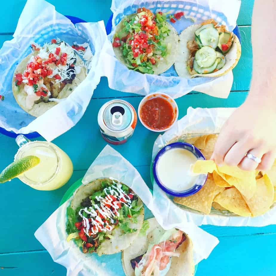 asheville travel guide white duck taco shop
