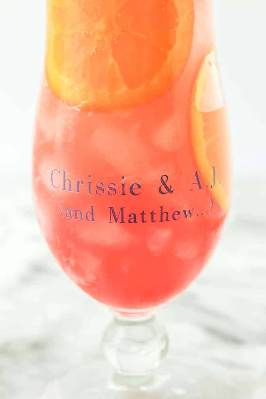 celebrate mardi gras with a hurricane drink