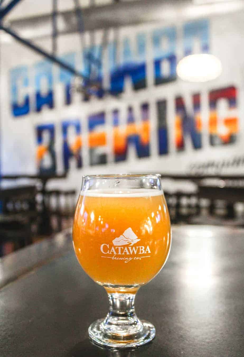 charlotte brewery bracket catawba brewing
