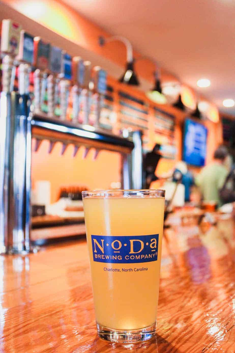 charlotte brewery bracket noda brewing