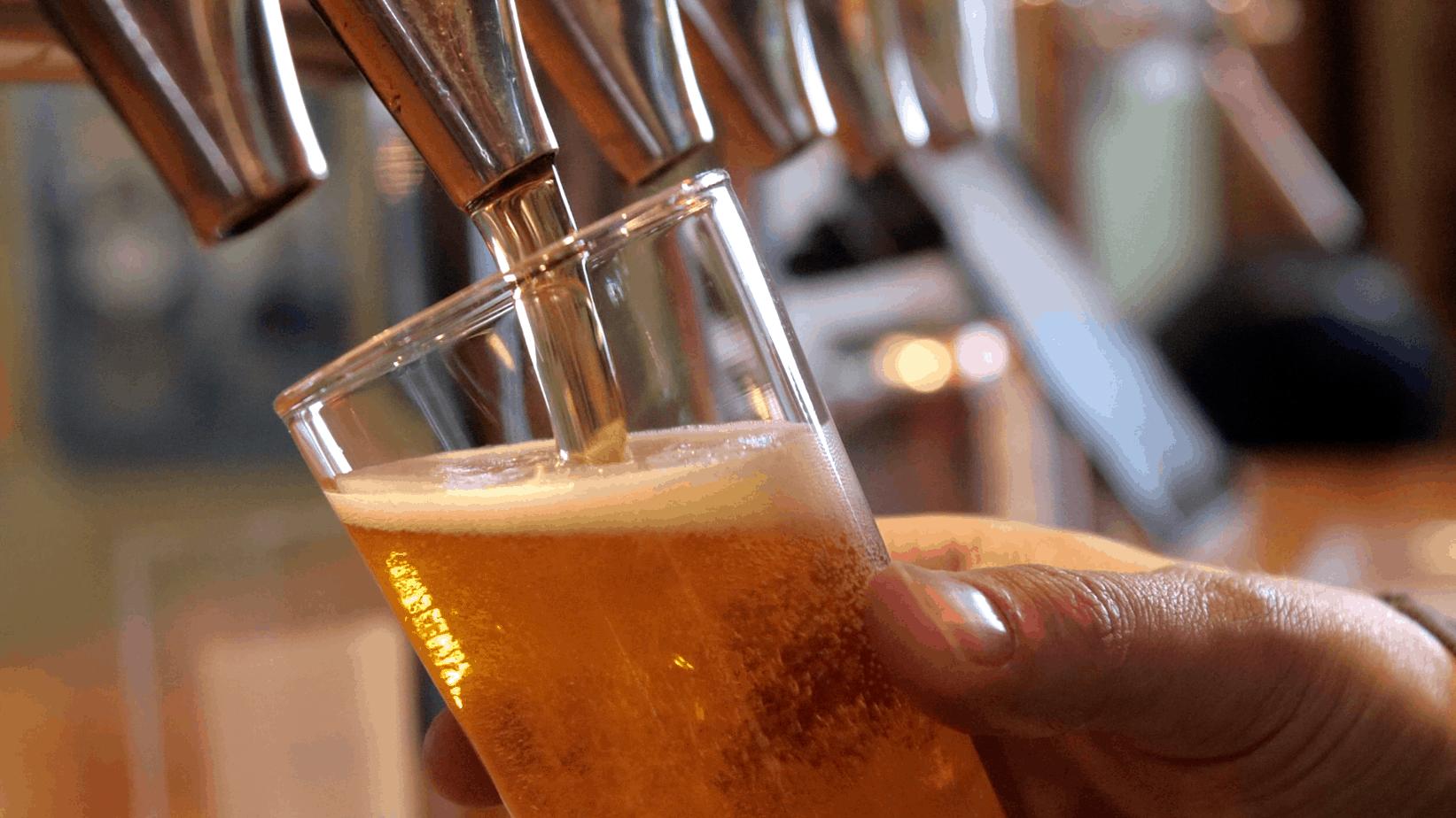 charlotte brewery bracket noda pour