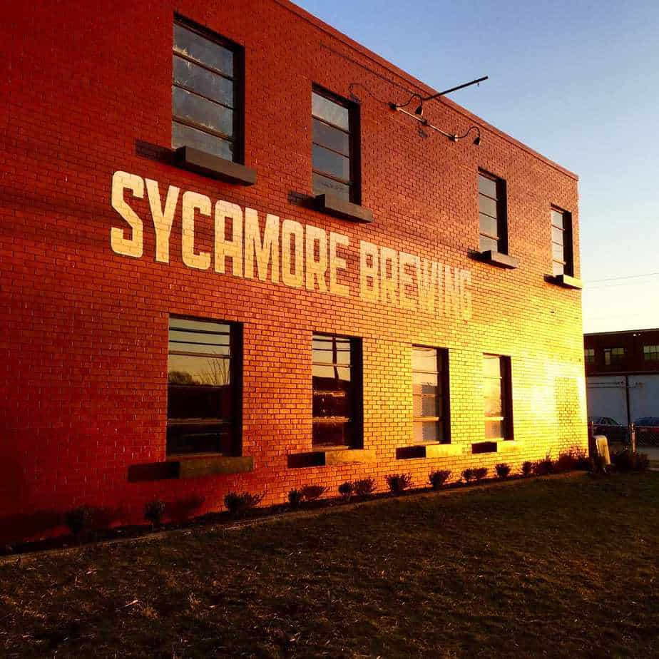 best charlotte restaurants front porch sundays at sycamore brewing