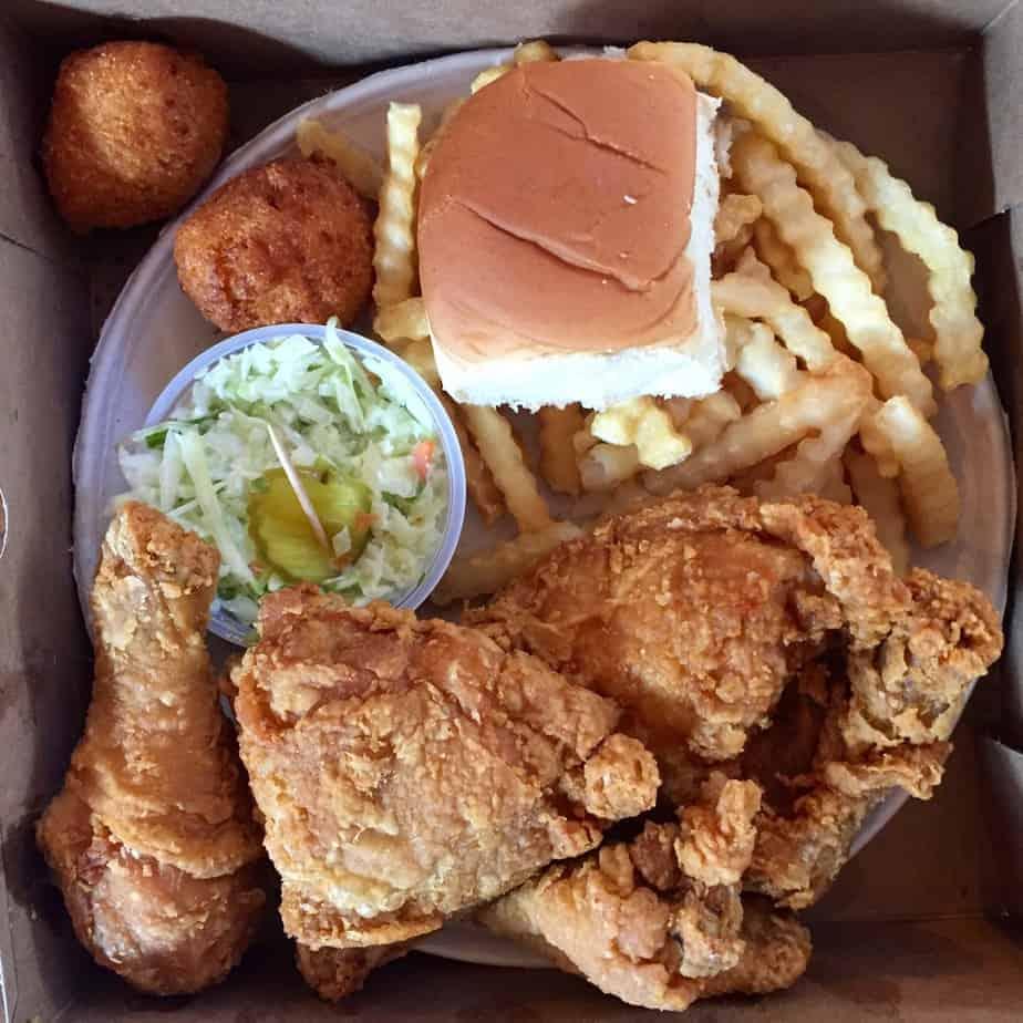 best charlotte restaurants prices chicken coop plate