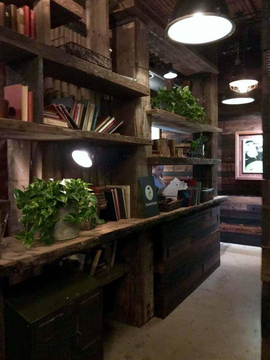 best charlotte restaurants barcelona wine bar interior