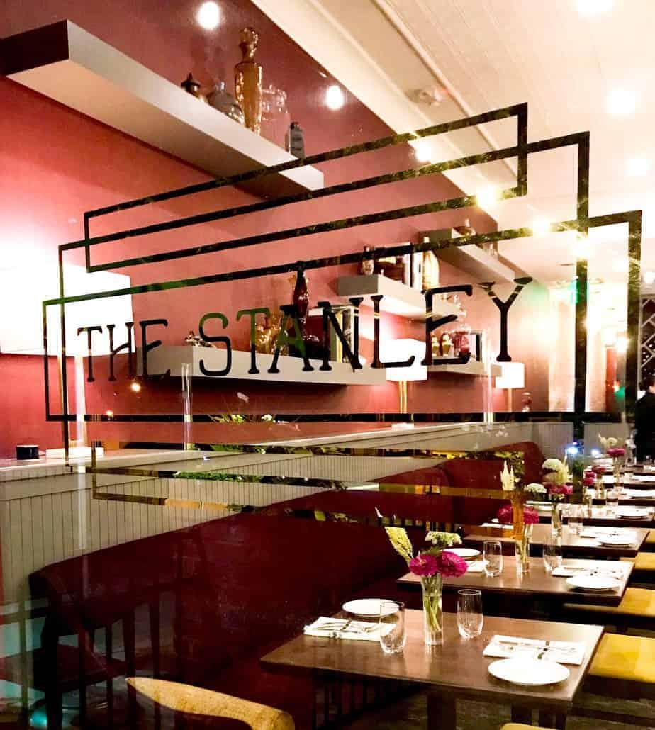 best charlotte restaurants the stanley interior