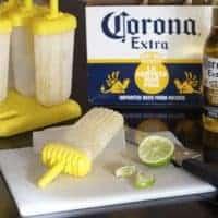 Corona Popsicles