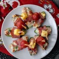 Hawaiian Pizza Jalapeno Poppers